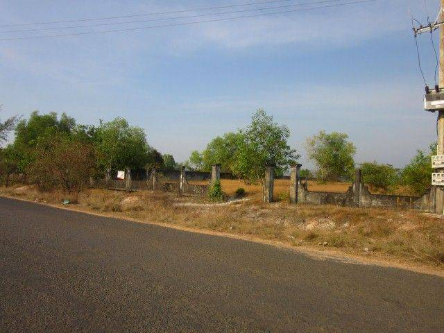 Land for sale just 200m from the beach